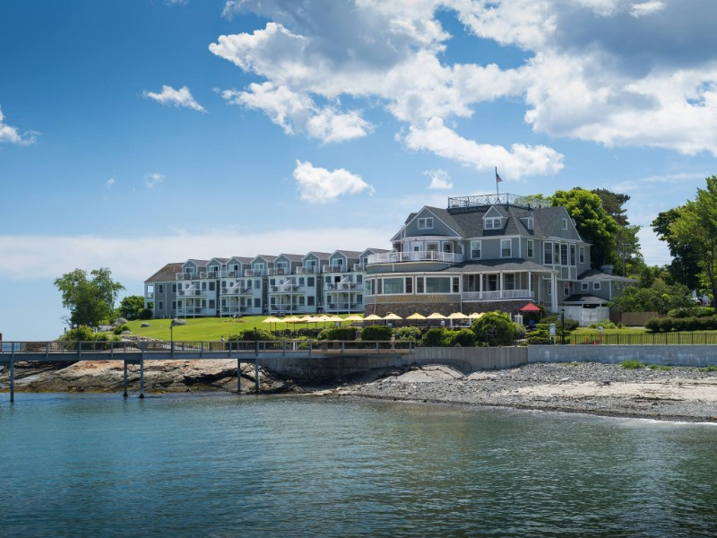 The Bar Harbor Inn