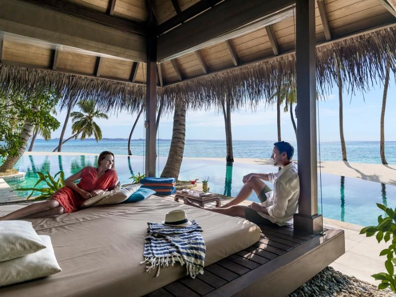 8 Best Honeymoon Resorts In The Maldives Tripstodiscover