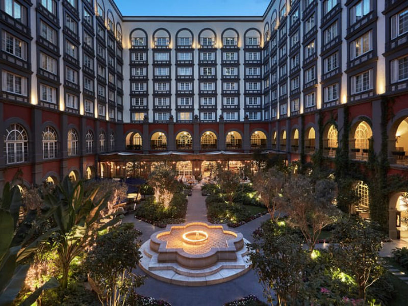 10 Best Luxury Resorts In Mexico City Tripstodiscover