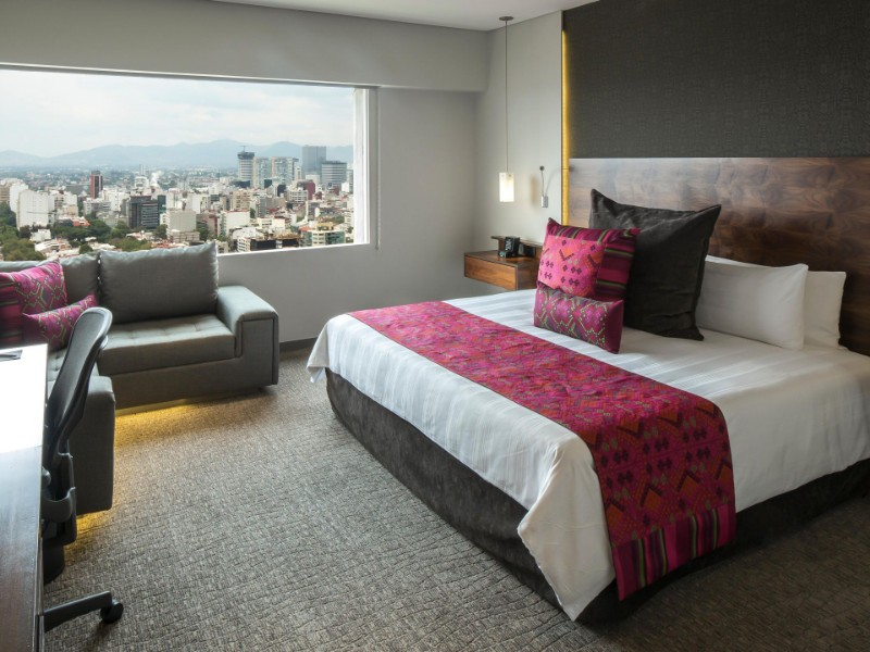 10 best luxury resorts in mexico city tripstodiscover. Black Bedroom Furniture Sets. Home Design Ideas
