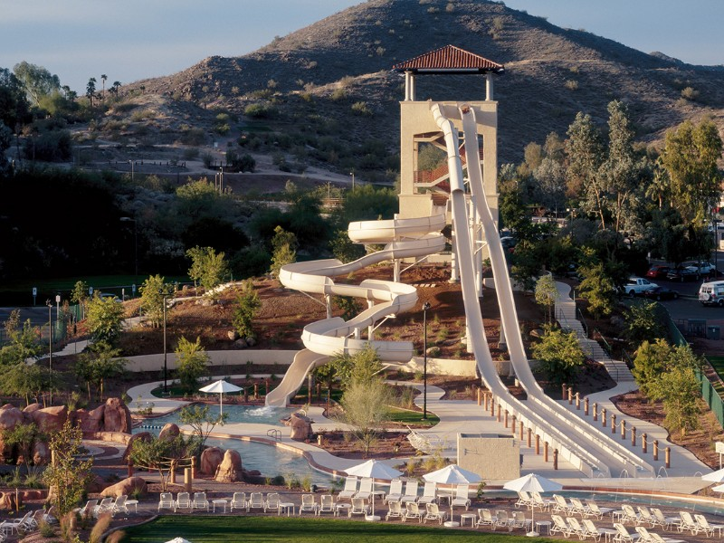 6 Best Arizona Hotels With Waterparks For 2019 With Prices