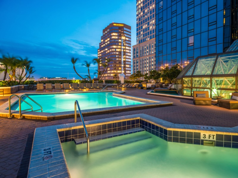 10 Hotels Within Walking Distance Of Tampa Convention Center 2019 Tripstodiscover