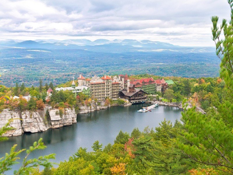 Top 8 Weekend Getaways From New Jersey Tripstodiscover