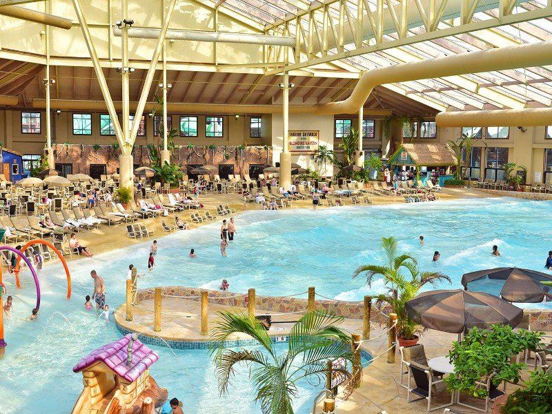Wisconsin Dells Golf Wisconsin Dells Resort: 9 Best Hotels With Indoor Water Parks In The U.S. For 2019