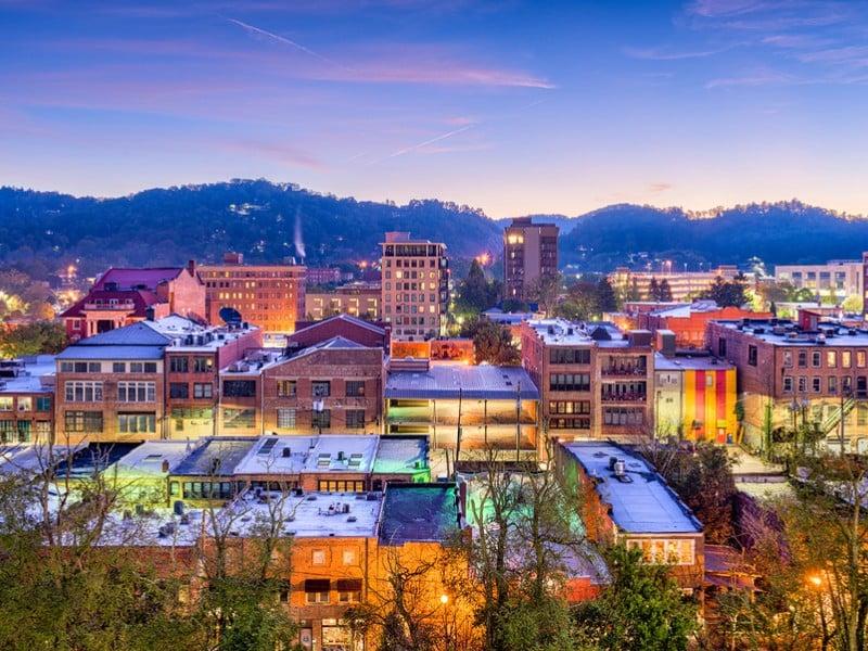 9 مدن من ولاية كارولينا الشماليه اجمل مدن كارولينا الشماليه