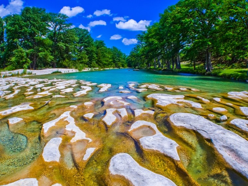 10+ Most Gorgeous Texas State Parks (with Photos & Map