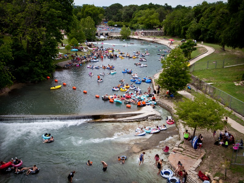 New Braunfels Camping >> Make A Texas Sized Splash This Summer In New Braunfels Tripstodiscover