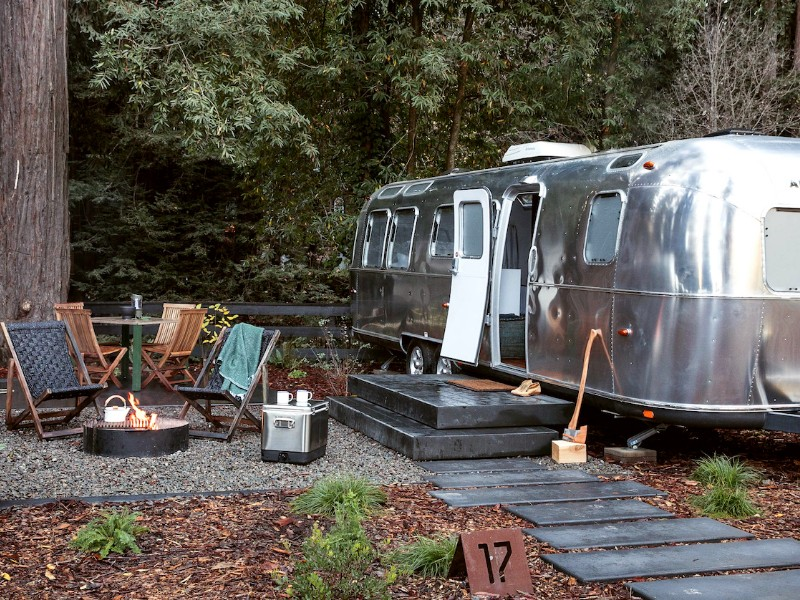 10 Best Airstream Trailer Hotels in the U S  (with Prices