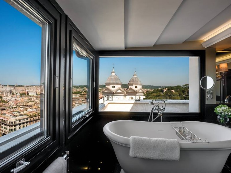Top 9 Hotels In Rome In With Prices Photos Tripstodiscover