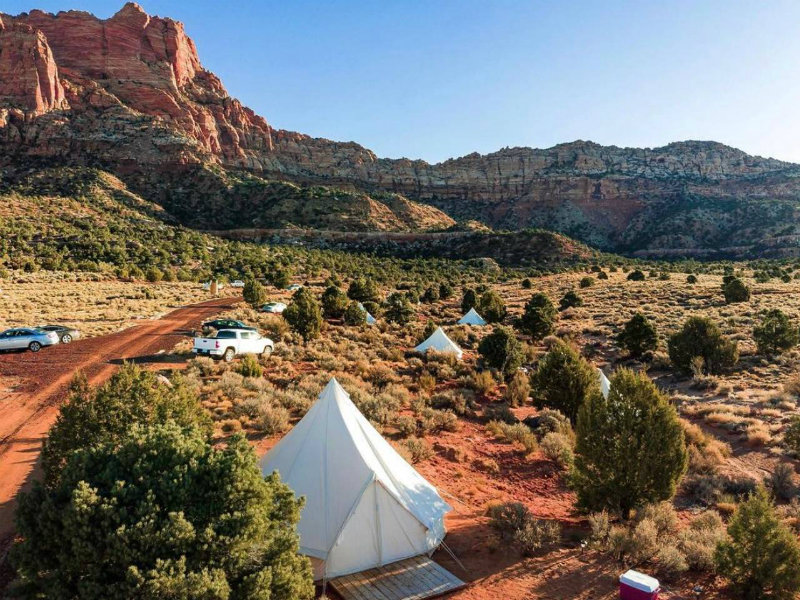 14 Amazing Glamping Sites In Utah With Prices Photos Trips To Discover