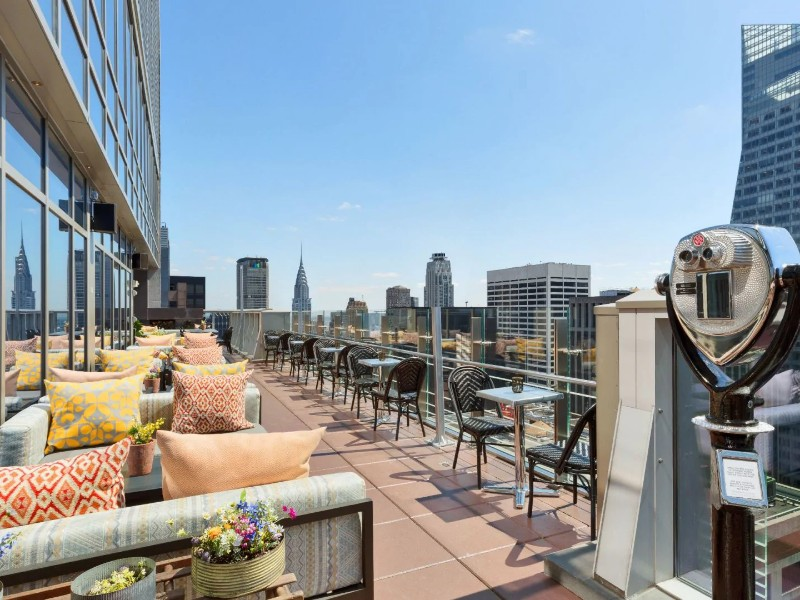 10 Best New York City Hotels With Balconies With Prices Photos Trips To Discover