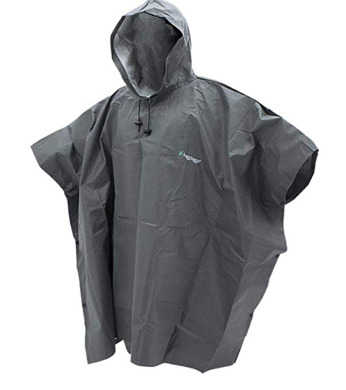 Unisex Women Men Hooded Raincoat Waterproof Poncho Long Sleeve Outdoor Coats Hot