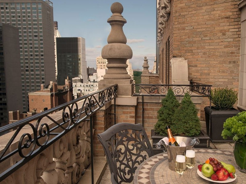 10 Best New York City Hotels with Balconies (with Prices