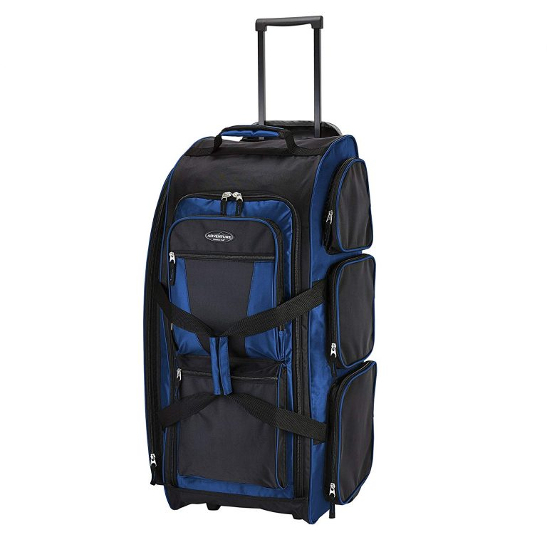 Dony Wheeled Duffel Bag