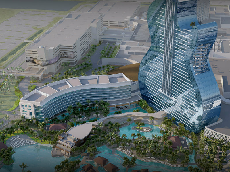 The World S First Guitar Shaped Hotel Is In Florida With