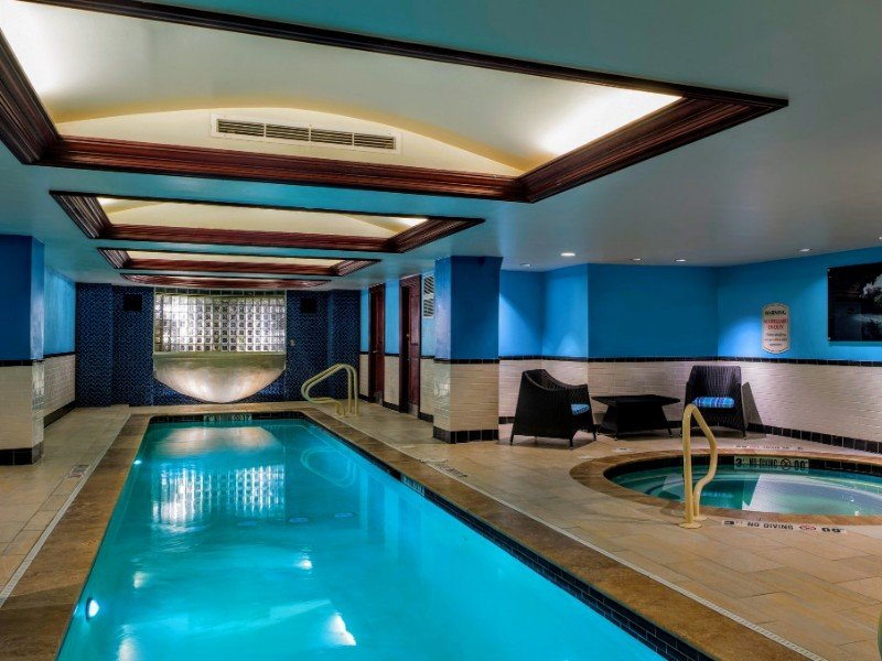 Top 8 Austin Hotels With Indoor Pools Family Friendly Trips To Discover