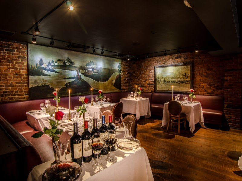 9 Most Romantic Restaurants In New York City And Here S Why