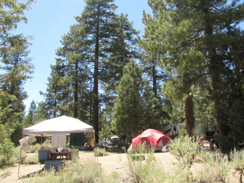 full hookup campingar i San Diego