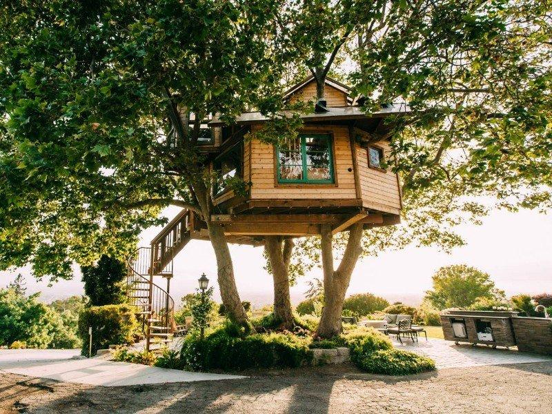 20 Most Dreamy Treehouse Airbnb S In The United States