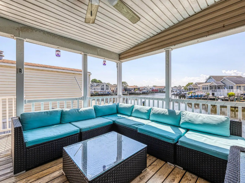 8 Coolest Airbnbs In Ocean City Maryland In 2020 With Photos Tripstodiscover