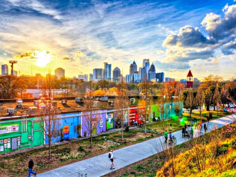 Beste dating steder i Atlanta