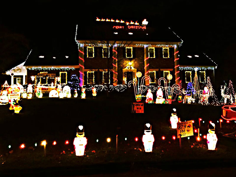 Christmas Lights in Atlanta