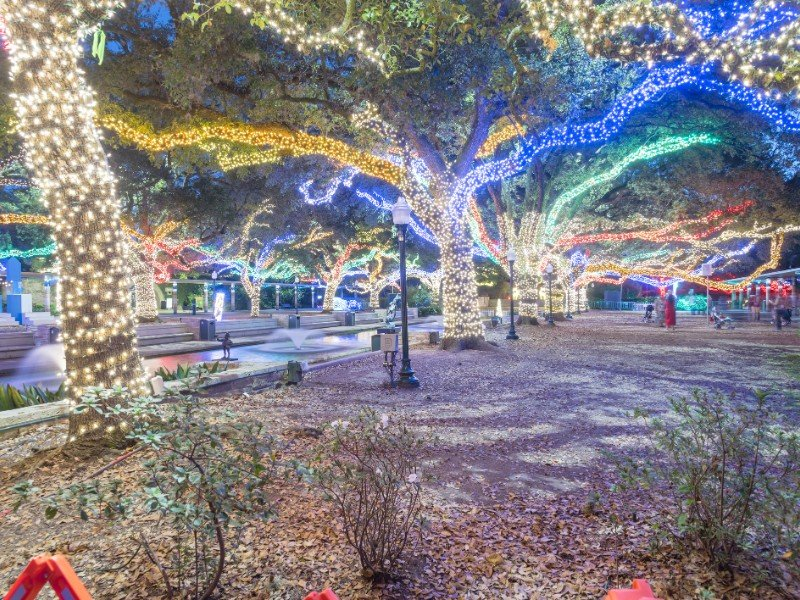 Prestonwood Forest Christmas Lights 2020 9 Best Neighborhoods to See Christmas Lights in Houston