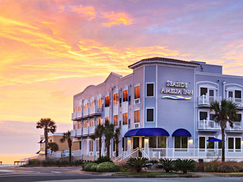Seaside Inn exterior