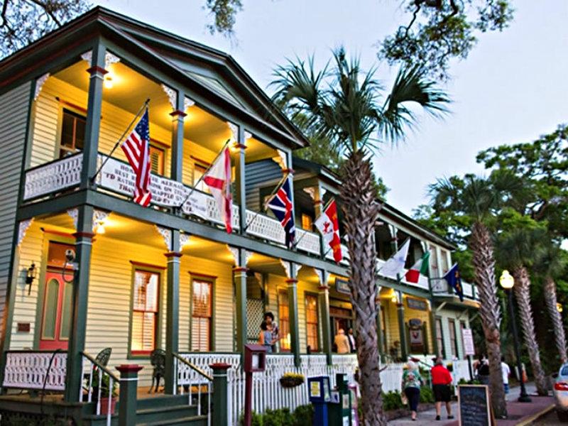 Florida House exterior