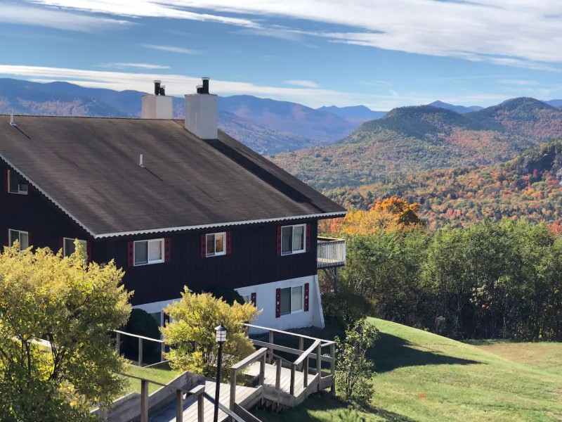 Top 15 New England Airbnbs for Fall Foliage in 2020