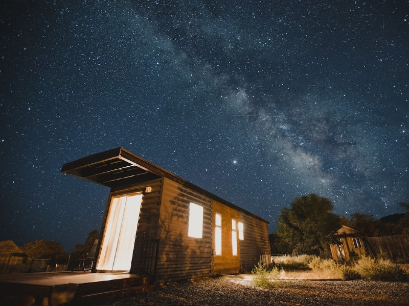 Top 11 Vacation Rentals in Utah for Stargazing – Trips To ...