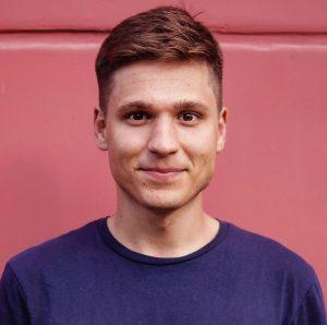 Portrait of Pavlo Fedykovych