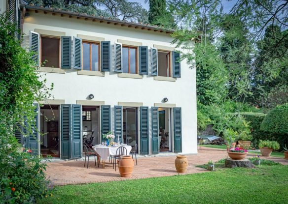 Villa Imperial in Florence