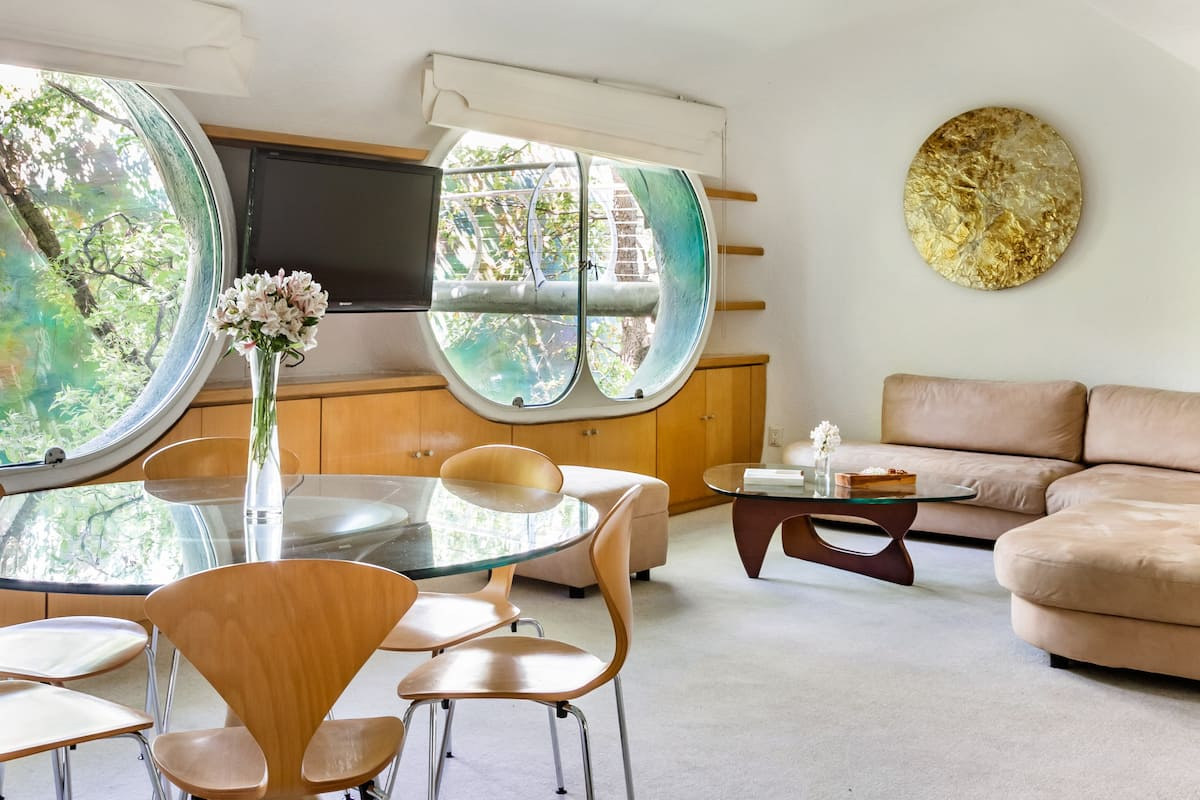 Living room Living room in Quetzalcoatl's Nest