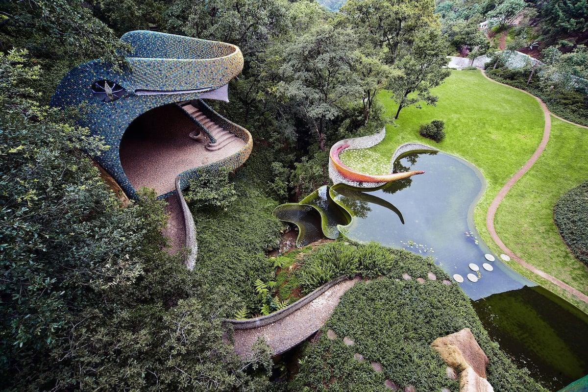 Views at Quetzalcoatl's Nest
