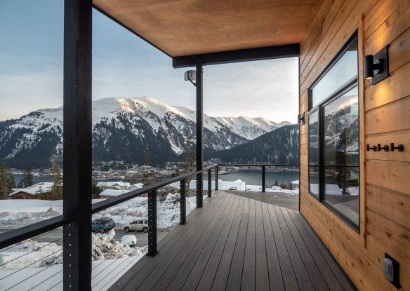 gorgeous mountain view